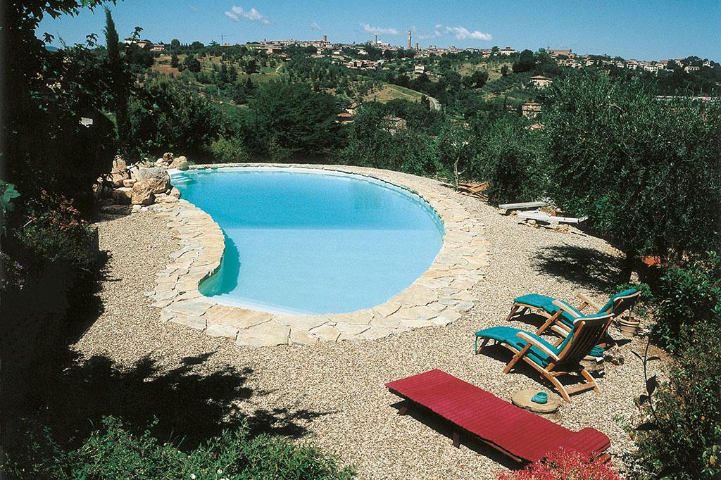 Pool individuelle Form
