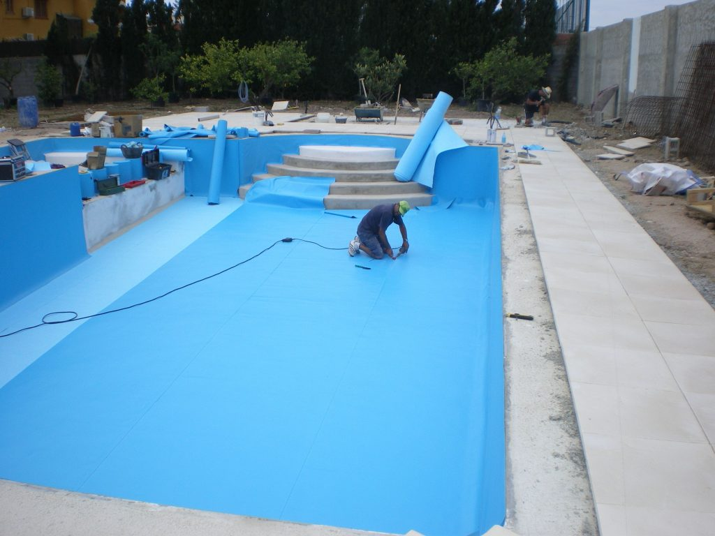 Desjoyaux Pool Auskleidung