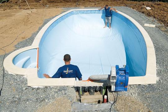 Desjoyaux Pool selber bauen