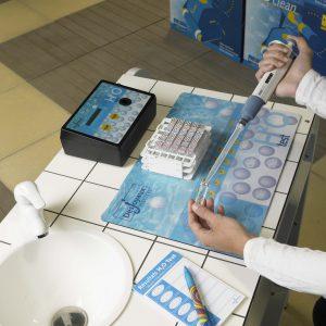Pool Labor - Wasseranalyse