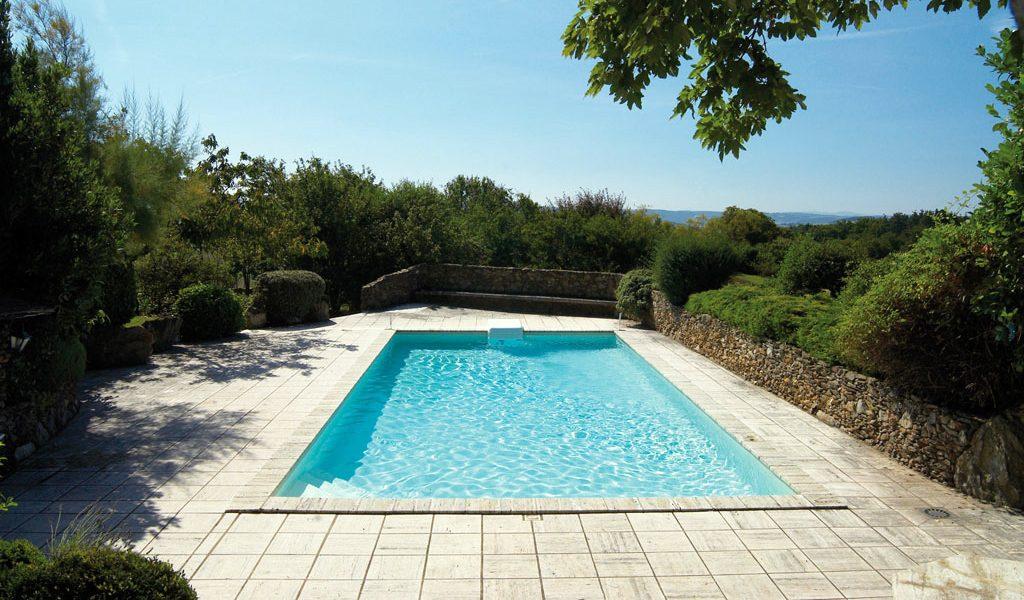 Poolsanierung: Swimmingpool nachher