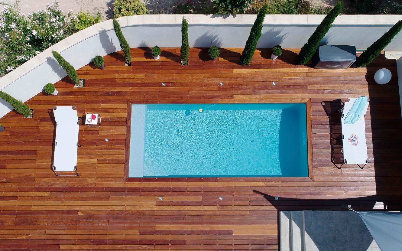 Swimmingpool Bayern hochwertig